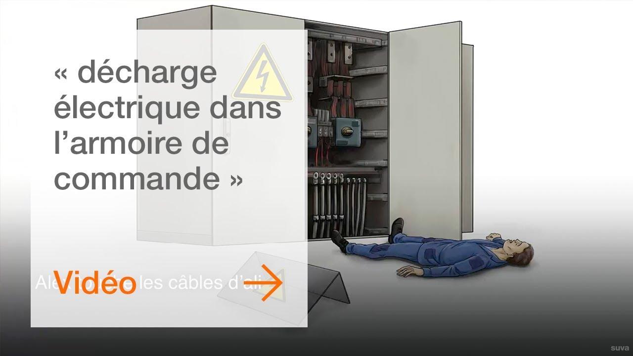 Accident Armoire Electrique