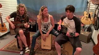 Tres Locas in the House! | Luna Guitars