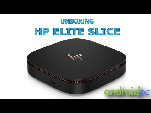 UNBOXING: HP Elite Slice, mini PC con diseño modular