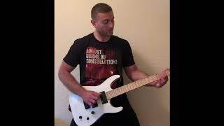 Haste The Day - 68 Guitar Cover