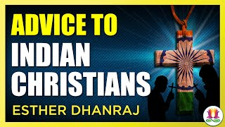 Cover images Ex-Christian's Advice to Indian Christians