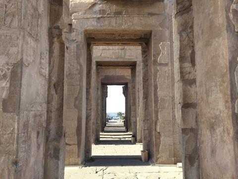 VISITING ASWAN, KOM OMBO, AND EDFU EGYPT!!!