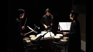 SORIPERCUSSION 'Trio Per Uno' Live Performance