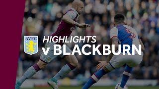 Blackburn Rovers 1-0 Aston Villa | Highlights