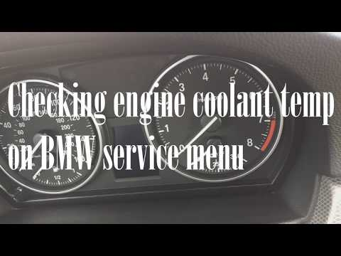 how to put coolant in bmw 1 series
