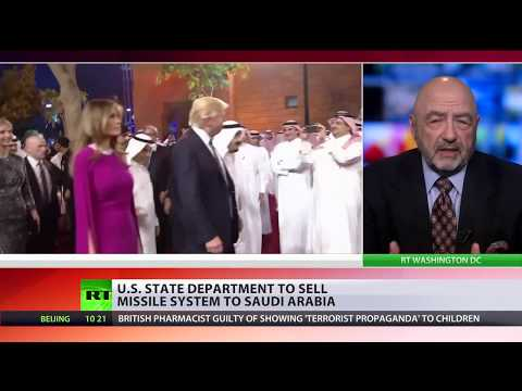 THAAD's for Riyadh: US to sell missile system to Saudi Arabia