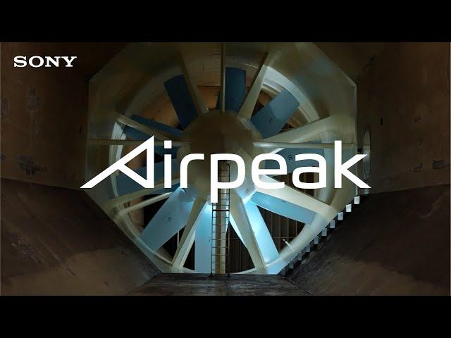 Airpeak | Video Footage of Wind Resistance Testing