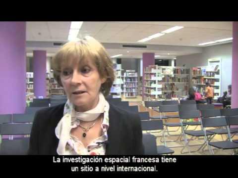 Rencontre avec la scientifique française Anny Cazenave - Madrid - 28 février 2013