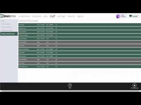 LMN Software Overview (Webinar)