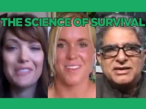 The Science of Survival with Amy Purdy, Bethany Hamilton, Deepak & Sanjiv Chopra