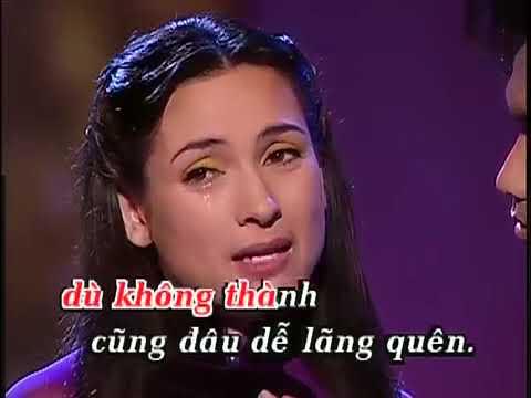 Karaoke Tân Cổ Đoạn Cuối Tình Yêu - song ca