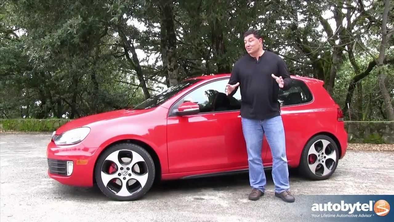 2012 Volkswagen Gti Dsg Test Dive Car Video Review Youtube