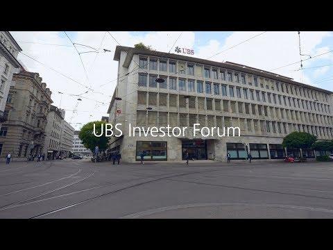 UBS: Investor Forum Trailer