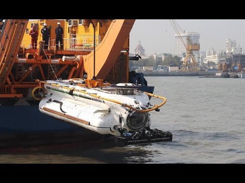 Indian Navy to induct its first Deep Submergence Rescue Vehicle (DSRV)