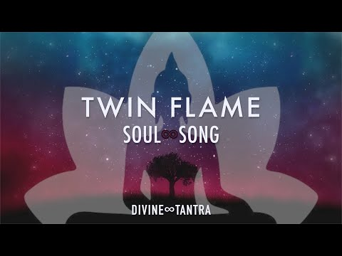 Twin Flame ∞ Soul Song | Sensuality Energy Tones | Hang Drum | Divine Tantra || ∞ Soul Connections
