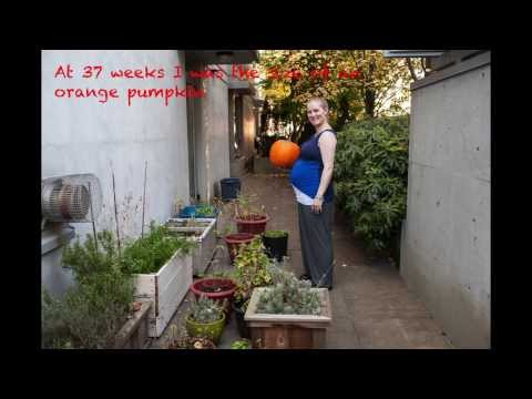 A tour of our pregnancy with Caspian!