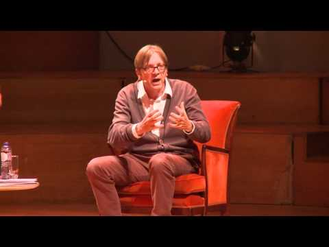 Book launch - Europe's disease by Guy Verhofstadt