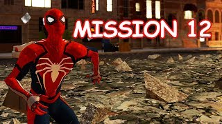 Playing as PS4 Spider-man - Mission 12 Green Goblin- The Amazing Spider-man 2 (PC)