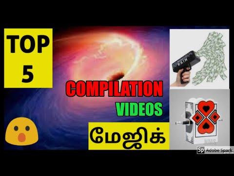 TOP 5 MAGIC TRICKS IN TAMIL #656 I COMPILATION VIDEOS - 1 @Magic Vijay