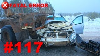🚘🇷🇺[ONLY NEW] Russian Car Crash Road Accidents Compilation (11 March 2018) #117