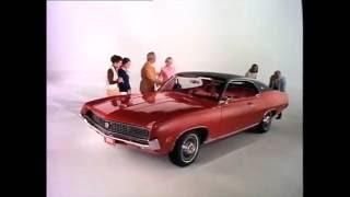10 Cool 1970 Ford Commercials (Maverick, Thunderbird, Mustang, Torino, Grabber)