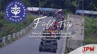 After Movie Field Trip Teknik Komputer IPB 53 Jakarta-Yogyakarta