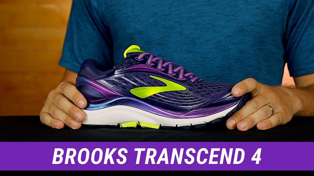 6ff448955696 Brooks Transcend 4 | Women's Fit Expert Review - YouTube