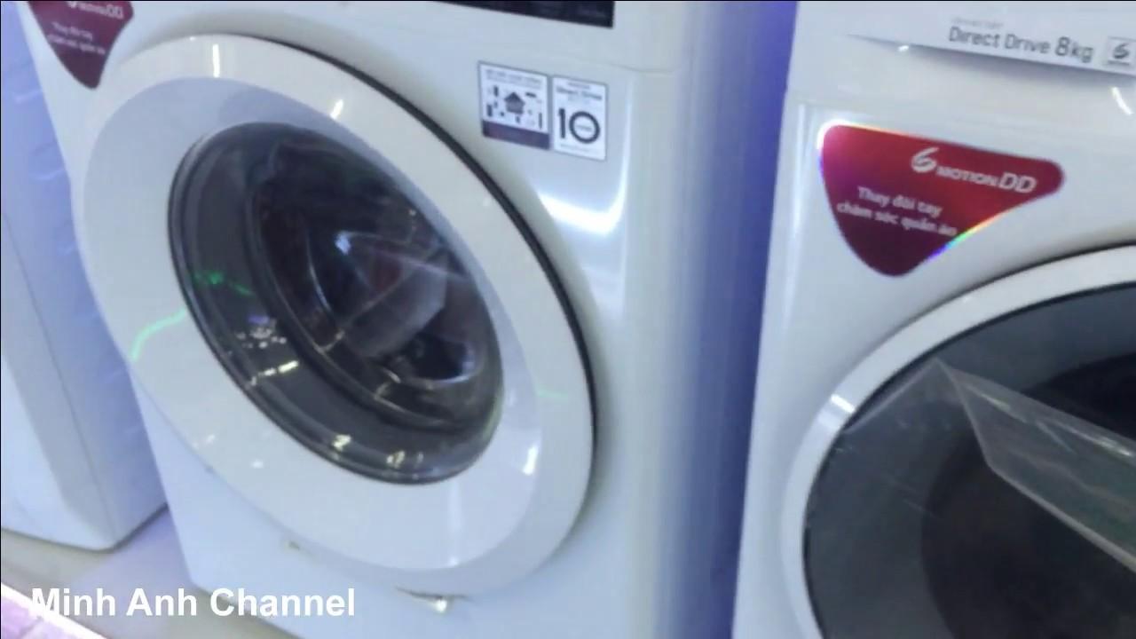 So sánh để chọn mua Máy giặt LG và Máy giặt Electrolux cho ai chưa biết