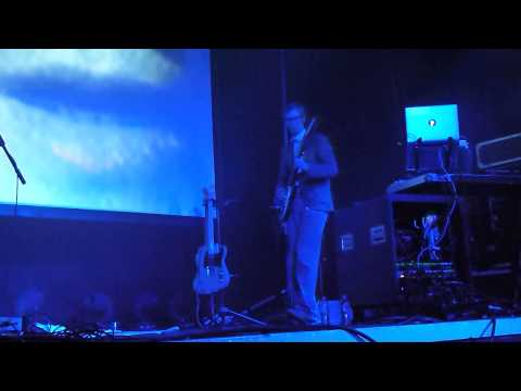 Public Service Broadcasting - Spitfire - Liverpool Sound City - Saturday 3rd May 2014   Nation