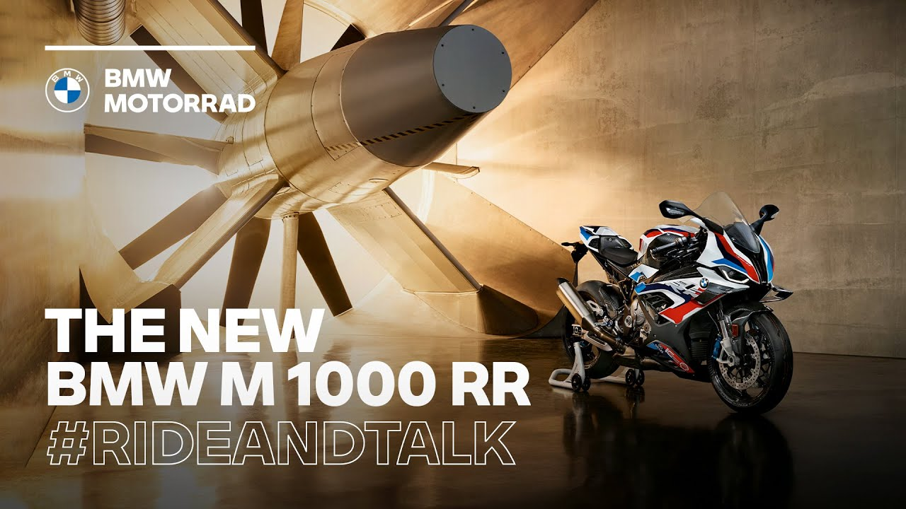 The new BMW M 1000 RR - Live Podcast