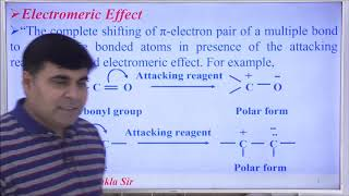 CH-XI-12-15, Inductomeric and Electromeric effects,Pradeep Kshetrapal  channel