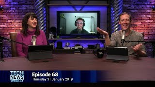 Giving Up Google - Tech News Weekly 68