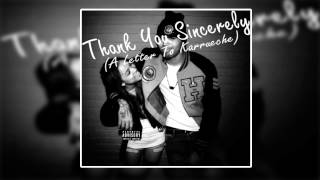 Thank You Sincerely | Chris Brown | A Letter To Karrueche | Type Beat  [Prod. By LaSean Camry]
