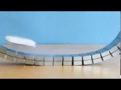DIY Quantum Levitation maglev kit preview