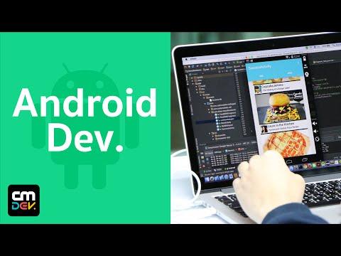 Android Dev: การจัดการขนาดหน้าจอ Phone และ Tablet บน Android