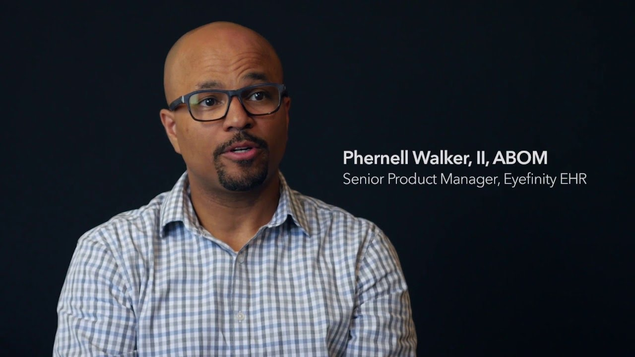 Download Phernell Walker talks about the future of the optical industry