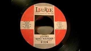 Dion - Lovers Who Wander 45 rpm!