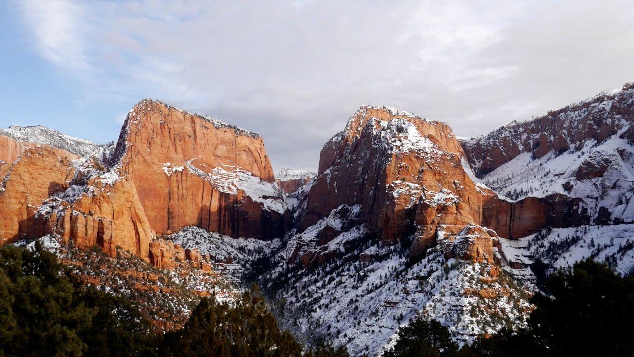 Utah National Park Road Trip Los Angeles Zion Bryce Canyon - Los angeles to utah map
