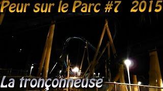 Deanrell à Peur Sur Le Parc Astérix 07 : Tronçonneuse dans la foule !
