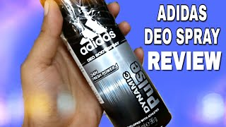 Adidas Dynamic Pulse Deo Review