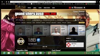 FREE Modded Account GIVEAWAY!!! GTA V Update 1 3 2 PS4/PS3/Xbox One  (CLOSED) by Kenneth Prakash