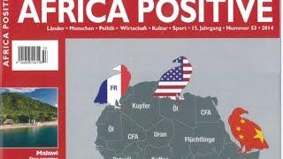 AFRICA POSITIVE #53 Malawi SiyesSwatini Magazin Zeitschrift