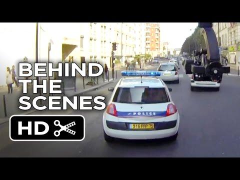 Lucy Behind the Scenes - Car Stunts (2014) - Scarlett Johansson Movie HD