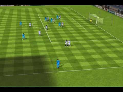 FIFA 14 iPhone/iPad - Royal Clams FC vs. Chelsea