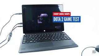 Cherry Mobile Alpha Morph Dota 2 Game Test
