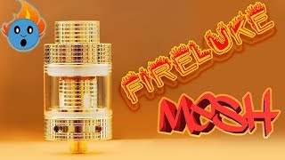 The FireLuke Mesh Tank!