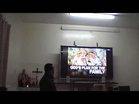 PCLP TALK 7 - The Christian Family