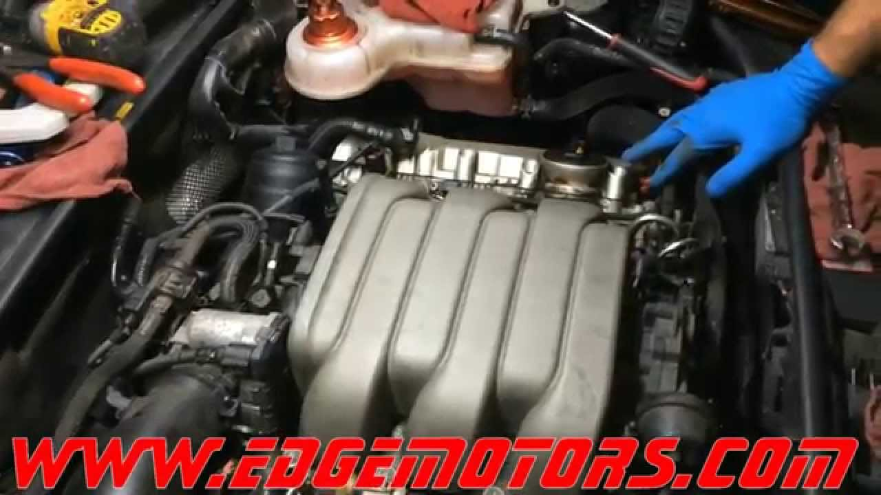 audi 3 2l fsi motor intake manifold carbon build up and thermostat rh youtube com diagram for audi a6 turbo 2006 audi a4 engine diagram [ 1280 x 720 Pixel ]