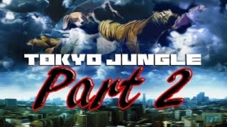 ★ Tokyo Jungle - Part 2 - Pomeranian encounters a Crocodile