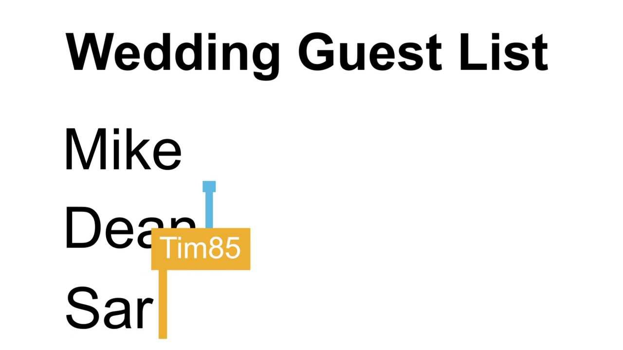 go google wedding list youtube